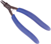 Needle Nose Curved Head ESD Plier -- S240E