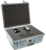 Pelican 1550 Case with Foam - Silver | SPECIAL PRICE IN CART -- PEL-1550-000-180 -Image