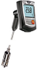 testo 905-T2: surface thermometer with spring-loaded probe, incl. belt clip, battery -- 0560 9056