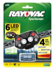 Sportsman 6 LED 4 Mode Headlight with Alkaline Batteries -- SPHL6LED-BA - Image