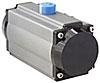 Pneumatic Valve Actuators -- aero2 Series -- View Larger Image