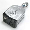 Cigarette Lighter Power Inverter 120AC/USB DC5V -- 2150-SF-38