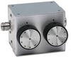 117A Manual Step Attenuators (N, SMA, DC-4/18 GHz, 0-69/1 dB) -- AC117A-69-22