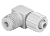 Elbow quick connector -- GCK-3/8-PK-6-KU -Image