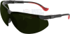 Uvex XC Safety Glasses with Black Frame and Shade 5 Welding -- S3307