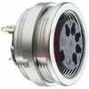 connector,circular din,female front mount recptacle,shielding,7 contact,ip68 -- 70151267
