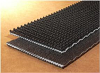 Conveyor Belting -- Black Rubber RT - Image