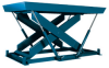 Super Duty (SD) Series Single Scissors Lift Tables -- SD-05610