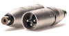 Neutrik Na2Mpmf/W XLR Plug To RCA Jack -- 10-01108