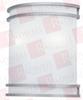 SUNPARK MDF025PG218 ( WALL SCONCE- ACRYLIC DIFFUSER SATIN NICKEL 2 X GU24 18W ) -Image