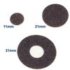 PSA Sandpaper Discs for Angle Handpieces -- 510-0655