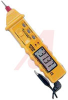 Multimeter; 300 mV, 3 V, 30 V, 300 V, 500 V Voltage, Range, DC; 40 to 400 Hz -- 70117352