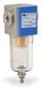 Pneumatic / Compressed Air Filter: 1/8 inch NPT female ports -- AF-213-M - Image