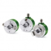 Rotary encoders // Incremental encoders (ROTAPULS + ROTAMAG) // Hollow shaft -- MC58 • MC59 • MC60