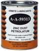 Armite Lubricants A-A-59313 Zinc Based Anti-Seize Compound Gray 1 lb Can -- ZINC ANTI-SEIZE 1 LB -Image
