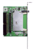 IND-CFADAP CompactFlash Adapter Board -- View Larger Image
