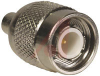 connector,rf coaxial,tnc straight crimpplug,4-piece,rg/u 174,188,316 cable -- 70144290