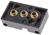 Manifold Bases, Sub Bases & End Bases for Pneumatic Control Valves -- 724908