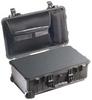 Pelican 1510LFC Laptop Overnight Case with Foam - Black | SPECIAL PRICE IN CART -- PEL-1510-008-110 -Image
