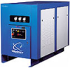 Lubricated Rotary Screw Air Compressor -- QSLP