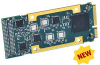 AcroPack™ I/O modules for embedded computing -- AP500