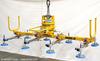 Eight Pad Crossarm Vacuum Lifter -- M160M8-86-4/44 - Image