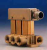 Lubrication Oil Selector Valve -- V100000-250