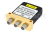SPDT Electromechanical Relay Latching Switch, DC to 40 GHz, 5W, 28V Self Cut Off, Diodes, 2.92mm -- PE71S6107 -Image