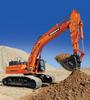 Doosan DX530LC-3 Crawler Excavator