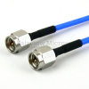 SMA Male to SMA Male Cable FM-F086 Coax in 12 Inch -- FMC0202085-12 -Image