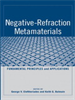 Negative-Refraction Metamaterials:Fundamental Principles and Applications -- 9780471744757