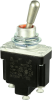 MICRO SWITCH TL Series Toggle Switch, 1 pole, 3 position, Solder terminal, Standard Lever, Military Part Number MS27734-31 -- 11TL1-5 -Image