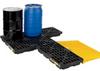 """JUSTRITE EcoPolyBlend Modular """"Green"""" Spill Pallets -- 7836200"""