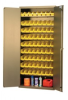 Heavy-Duty All-Welded Storage Cabinets -  - QPR-BG-101 - Image