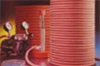 Red Rubber-Supple Gum GSR Tubing