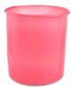 5 Gallon High Density Polyethylene Anti-Static Insert for Steel Pail -- 10248 - Image
