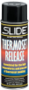 Slide Thermoset Clear Release Agent - 16 oz Aerosol Can - 14 oz Net Weight - Paintable - 45414 160Z -- 45414 160Z