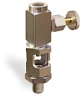 "Straight Heavy Duty Sight Feed Valve, 3/8"" Female NPT Inlet, 3/8"" Male NPT Outlet, Handwheel -- B749-2 -Image"