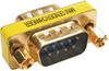 Compact/Slimline DB9 Gender Changer (M/M) -- P152-000 - Image