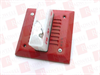FOS 5386-W ( DISCONTINUED BY MANUFACTURER, FIRE ALARM W/STROBE LIGHT AND HORN, FOR THE HEARING IMPAIRED ) -- View Larger Image