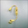 Cord,GFCI,Rainproof,20A,115V,1Ft -- 3XFN8 - Image