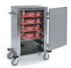Tray Delivery Cart,Stainless,24x33x61 -- 5500