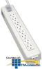 Tripp Lite Power It! Power Strip -- TLM915NC