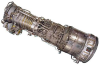 LM2500+ Aeroderivative Gas Turbine Package (29 MW)