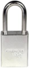 "AMERICAN LOCK PADLOCK 5100 SERIES SOLID STEEL 1-1/2"" BODY KD -- IBI713662"