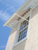 Retractable Window Awning -- SunGuard® Topaz