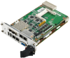 3U CompactPCI Intel® Atom™ N455 Low Power Processor Blade -- MIC-3326 - Image