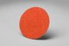3M Cubitron 777F Coated Ceramic Quick Change Disc - 36 Grit - 1 1/2 in Diameter - 76626 -- 051144-76626 - Image
