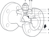 Automation Ball Valve -- M40S ISO - Image