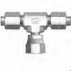 37 Flared SAE Fitting - JSBT Swivel Branch Tee - Image